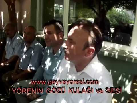 Başkanın Videoları - İzmit Belediye Başkanı Dr Nevzat DOĞAN Geyve Eşme Köyüne Geldi