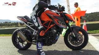 getlinkyoutube.com-KTM 1290 Super Duke R - Akrapovič Sound | 192HP Racing Edition