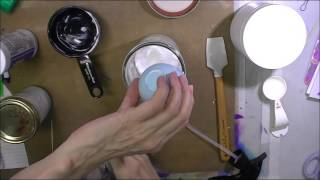 getlinkyoutube.com-How to make Clear Gesso