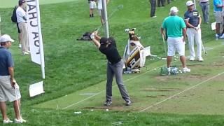 getlinkyoutube.com-Rory McIlroy 2013 PGA Championship Face on Swingvision Slow Motion Range
