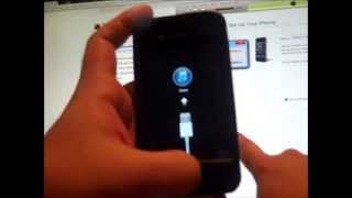getlinkyoutube.com-How to Easily Restore your iPhone Back from iOS7 to iOS6 if You Don't Have a Backup.