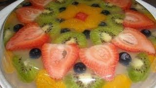 getlinkyoutube.com-Agar Fruit Jelly