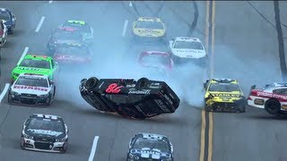 getlinkyoutube.com-NASCAR Crashes