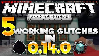 getlinkyoutube.com-MCPE 0.15.0/0.14.3 - 5 WORKING GLITCHES & TRICKS!!! - TRICKS & GLITCHES! | Minecraft Pocket Edition