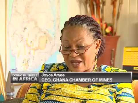 Doing Business In Africa - Ghana - Part 2 - Oil, Agriculture and Gold (Africax5)