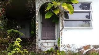 getlinkyoutube.com-Exploring Abandoned House #1 - Surprises Inside