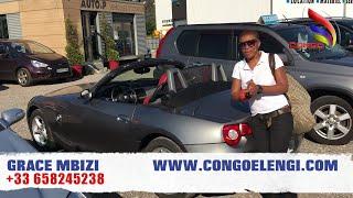 getlinkyoutube.com-URGENT  GRACE MBIZI TRES FACHE,ASOMBI LISUSU VOITURE BMW Z AZA KO NOIKOLA BA JOURNALISTE YA INTERNET
