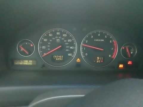 Неисправность датчика дроссельной заслонки volvo s60 2.4 turbo