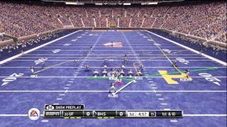 getlinkyoutube.com-Blue Mountain State Team on NCAA 12