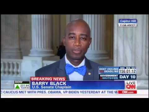 Senate Chaplain Explains His Congress-Criticizing Prayers to CNN