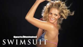 getlinkyoutube.com-Erin Heatherton In Nothing But Body Paint | Sports Illustrated Swimsuit 2015