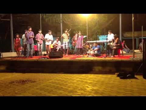 Javeda Zindagi (Shilpa Rao) - StrungOver, 18th October, 2013 - NITK Music Club
