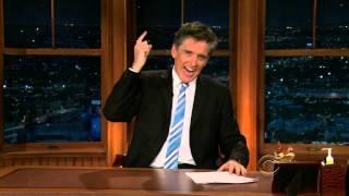 getlinkyoutube.com-Late Late Show with Craig Ferguson 2/22/2010 Tom Everett Scott, Parker Posey