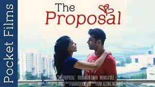 getlinkyoutube.com-Romantic Short Film - The Proposal | Cute Couple