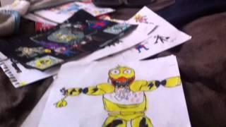 getlinkyoutube.com-My FNaF drawings 2