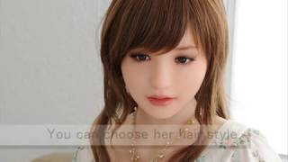 getlinkyoutube.com-The next generation real life-sized doll that made in Japan