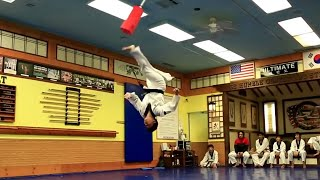 getlinkyoutube.com-Incredible Taekwondo Skills