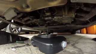 getlinkyoutube.com-How to Change Oil in a Porsche Boxster and Boxster S 986/987