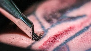 getlinkyoutube.com-TATTOOING Close Up (in Slow Motion) - Smarter Every Day 122