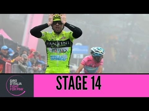Giro d'Italia 2013 Tappa / Stage 14 Official Highlights