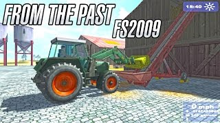 getlinkyoutube.com-TBT - From the past - Farming Simulator 2009 [2016]