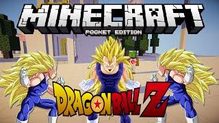 getlinkyoutube.com-DRAGON BALL Z MOD PARA MINECRAFT PE 0.12.1 l Mods Para Minecraft PE 0.12.1