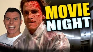getlinkyoutube.com-American Psycho & New Flick Cave - MOVIE NIGHT