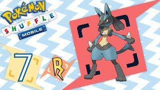 getlinkyoutube.com-Pokémon Shuffle Mobile - CONSIGUE A LUCARIO [MUY FÁCIL, NO SUERTE (?)]
