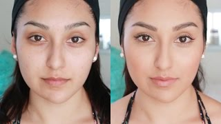 getlinkyoutube.com-No Makeup Makeup Look (For Back to School/Work/Everyday)