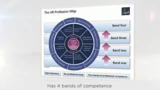 CIPD HR PROFESSION MAP