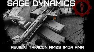 getlinkyoutube.com-Review: Trijicon RM09 1 MOA RMR
