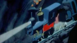 "Casey Jr (HQ) Dumbo Scenes including "" I think I can ! """