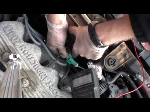 Check oxygen sensor part 2 of 2