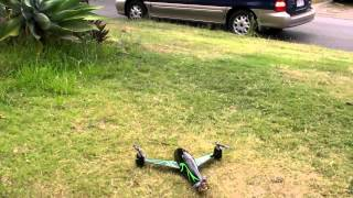 Y-3 Tri Copter MultiRotor HobbyKing Part 4