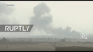 getlinkyoutube.com-LIVE: Operations continue to liberate Mosul from IS