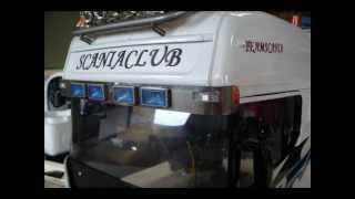 Scania Longline 1:14 Tamiya