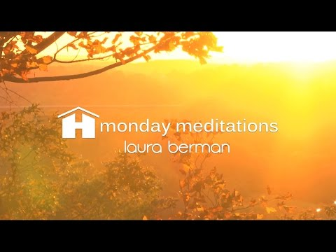 Wholy Shift | Laura Berman | Monday Meditations