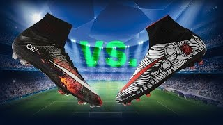 getlinkyoutube.com-CR7 vs. NEYMAR - Superfly Savage Beauty vs. Hypervenom Ousadia Alegria