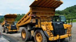 getlinkyoutube.com-極限のクルマ技術 Extreme Vehicles (3)オフロードダンプトラック・ホイールローダ