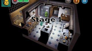 getlinkyoutube.com-Doors & Rooms 3 Chapter 2 Stage 1 Walkthrough - D&R 3