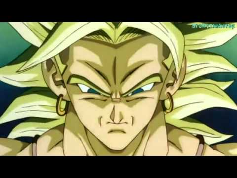 Dragon ball Z Broly - God of War