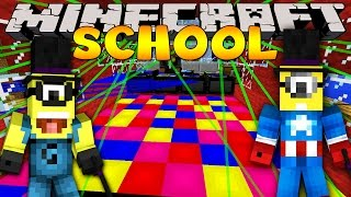 Minecraft School Holiday : DISCO PARTY ON HOLIDAYS!