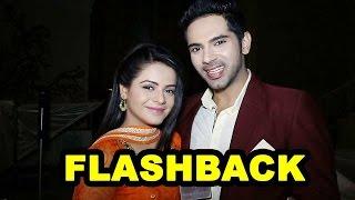 getlinkyoutube.com-Flashback Moment of Dhruv and Thapki!