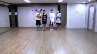 """BTS - """"Beautiful"""" Dance Practice Ver. (Mirrored)"""