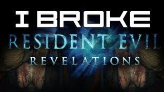 getlinkyoutube.com-I Broke Resident Evil: Revelations