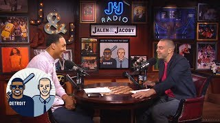 Will the Rockets get swept by the Warriors in the Western Conference finals? | Jalen & Jacoby | ESPN