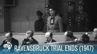 getlinkyoutube.com-Ravensbruck Trial Ends (1947)