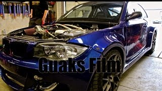 getlinkyoutube.com-Custom build BMW 1 serie coupe 2012 model