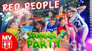 getlinkyoutube.com-World Cup 2014 MALAYSIA!! - SAMBAL PARTY 38派對 by RED PEOPLE (Official MV)