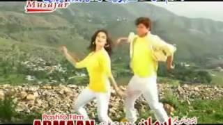 Song Ro Ro Darzam Gulla Hamayoon Khan and Gul Panra New Pashto Arman Film Song2012   YouTube width=